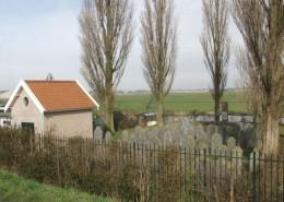 Joodse begraafplaats Zaandam