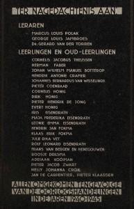 Zaanlands Lyceum-1