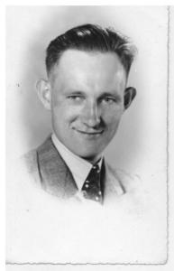 Portret Albert Huisman