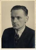 Portret Dirk de Korte