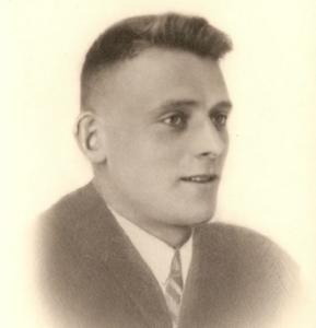 Portret Jacob Achterberg